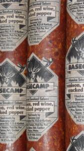 Basecamp Salami