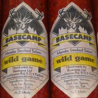 Smoked Venison Salami - Wild Game