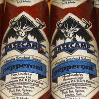 Smoked Venison Salami - Pepperoni